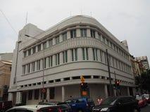 OCBC Building Stock Image