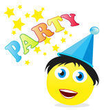 It´s party time! Stock Photography