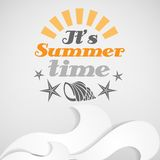 It�s Summer Time. Stock Images