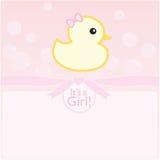 It S A Girl! Royalty Free Stock Photos