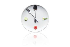 It S Time For Lunch Royalty Free Stock Photos