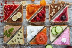It`s Time For Snack. Royalty Free Stock Images