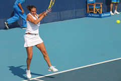 ita player professional roberta tennis vinci Στοκ Φωτογραφία