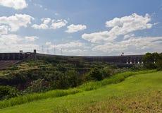 Itaipu Dam, Paraguay, Brazil Stock Photography