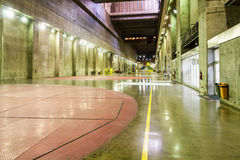 Itaipu Hydroelectric Power Plant Royalty Free Stock Photography