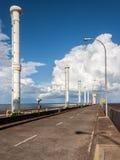 Itaipu Hydroeletric Power Plant Stock Image