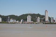 Itajai - Santa Catarina - Brasilien Stockfoto