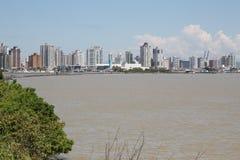 Itajai - Santa Catarina - il Brasile Immagini Stock