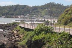 Itajai - Santa Catarina - il Brasile Fotografia Stock Libera da Diritti