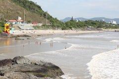 Itajai - Santa Catarina - il Brasile Fotografie Stock