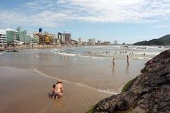 Itajai - Santa Catarina - il Brasile Fotografie Stock Libere da Diritti
