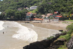Itajai - Santa Catarina - il Brasile Immagine Stock Libera da Diritti
