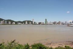 Itajai - Santa Catarina - il Brasile Fotografia Stock
