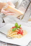 Itakian pasta Stock Photo