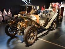 Itala mod 35/45 HP przy Museo Nazionale dell'Automobile Zdjęcie Stock