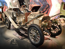 Itala mod 35/45 HP przy Museo Nazionale dell'Automobile Obraz Stock