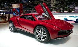Italdesign Giugiaro trabaja en Lamborghini imagen de archivo