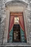 Italië Gesu e Maria - Barokke kerk in het centrum van Rome royalty-vrije stock foto