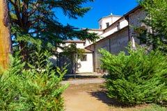 Italië, Abruzzo, Sulmona royalty-vrije stock foto's