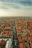 Italië, Bologna stock afbeeldingen