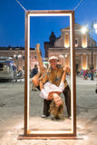 Italië, de gebeurtenis 2017 van het de Zomerjamboree Stock Foto