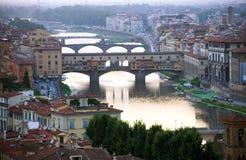Italië, Florence, Toscanië, royalty-vrije stock foto