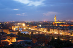 Italië, Florence, Toscanië, royalty-vrije stock afbeelding