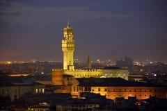Italië, Florence, Toscanië, stock afbeelding