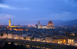 Italië, Florence, Toscanië, stock foto