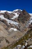 Italië: landschap van Italiaanse berg Stock Foto