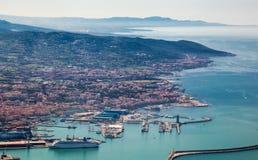 Italië Livorno stock fotografie