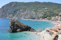 Italië, Monterosso Stock Foto's