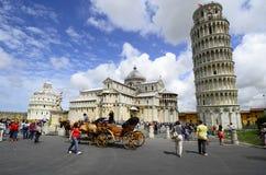 Italië, Pisa stock fotografie