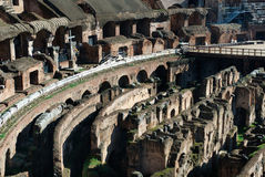 Italië. Rome (Rome). Colosseo (Coliseum) royalty-vrije stock afbeeldingen