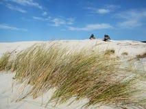 Italië, Sardinige, Carbonia Iglesias, Porto Pino, het duinenstrand Royalty-vrije Stock Fotografie