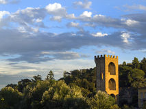 Italië, Toscanië, Florence stock foto