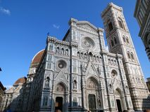 Italië, Toscanië, Florence, kathedraal van Santa Maria stock fotografie