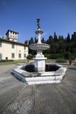 Italië, Toscanië, Florence, Petraia-villa stock foto
