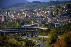 Italië, Toscanië, Pontassieve Royalty-vrije Stock Afbeeldingen