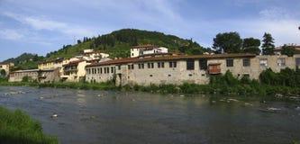 Italië, Toscanië, Pontassieve Stock Fotografie