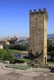Italië, Toscanië, stad van Florence royalty-vrije stock foto