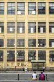 Italië - Turijn - af fabriek royalty-vrije stock afbeelding