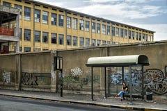 Italië - Turijn - af fabriek stock fotografie