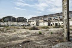 Italië - Turijn - af fabriek stock foto