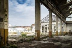 Italië - Turijn - af fabriek royalty-vrije stock foto