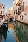 ITALIË, VENETIË Royalty-vrije Stock Afbeeldingen