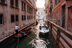ITALIË, VENETIË Royalty-vrije Stock Fotografie