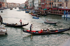 ITALIË, VENETIË Stock Foto's