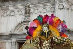 Italië, Venetië Carnaval Royalty-vrije Stock Afbeeldingen