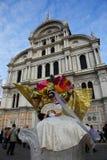 Italië, Venetië Carnaval Stock Fotografie